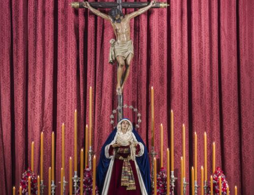 Información sobre el Solemne Quinario al Santísimo Cristo de Burgos