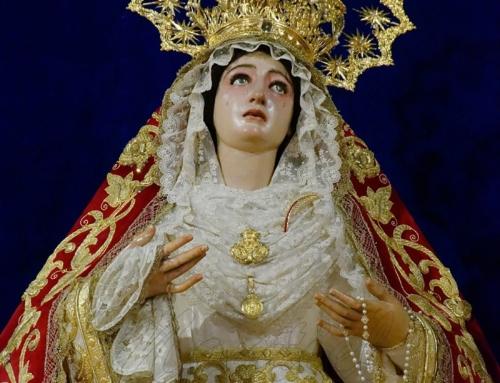 Solemne Triduo y Función Solemne a Nuestra Titular Madre de Dios de la Palma