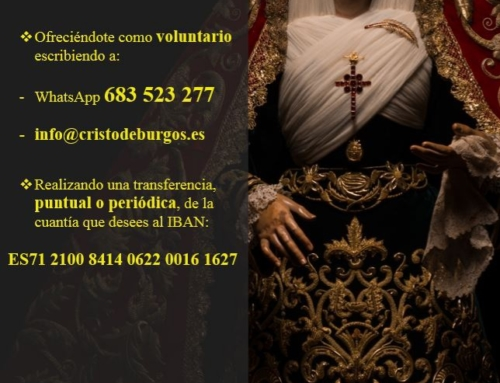 Comunicado Diputación de Caridad