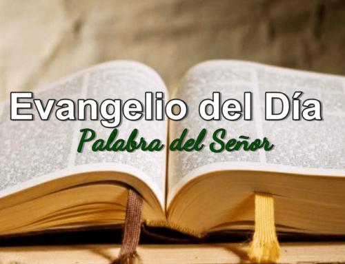 El Evangelio de hoy 27/01/2021