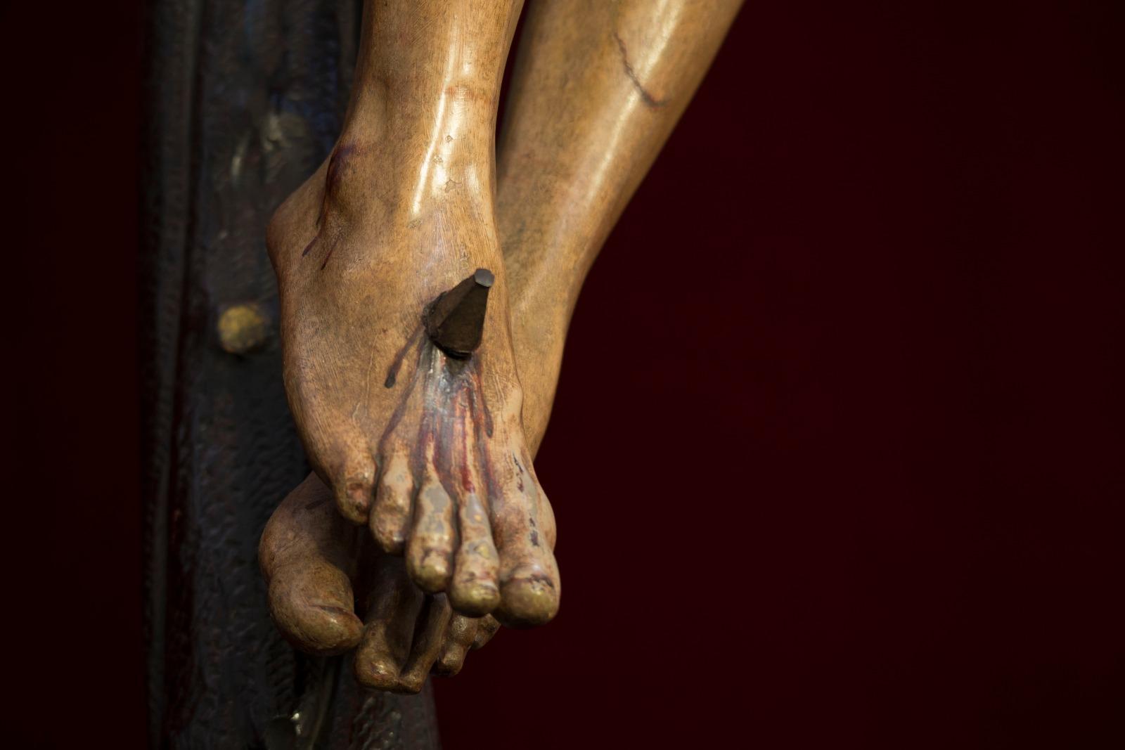Veneración al Santísimo Cristo de Burgos